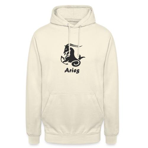 Aries - Sweat-shirt à capuche unisexe