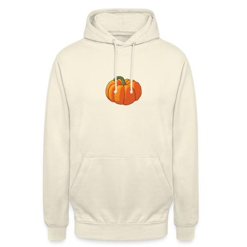 Pumpkin - Felpa con cappuccio unisex