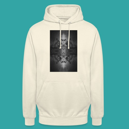 Foggy forest - Unisex Hoodie