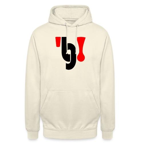 logo_klein - Hoodie unisex