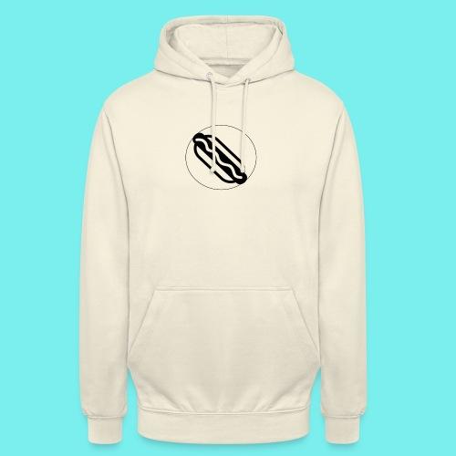 Hotdog logo - Hættetrøje unisex