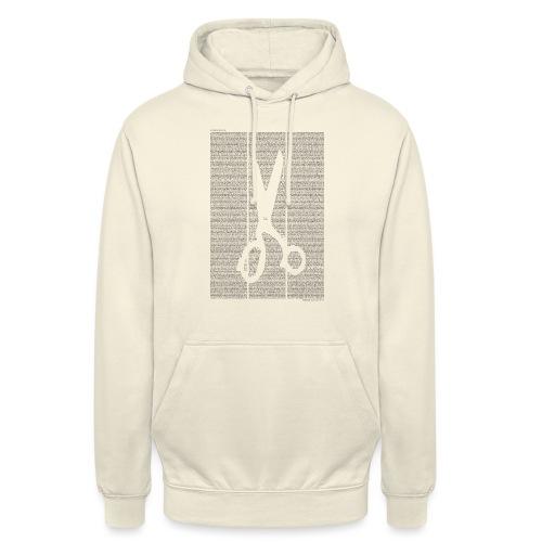 «Kleider machen Leute» T‑Shirt (Jungs) - Unisex Hoodie