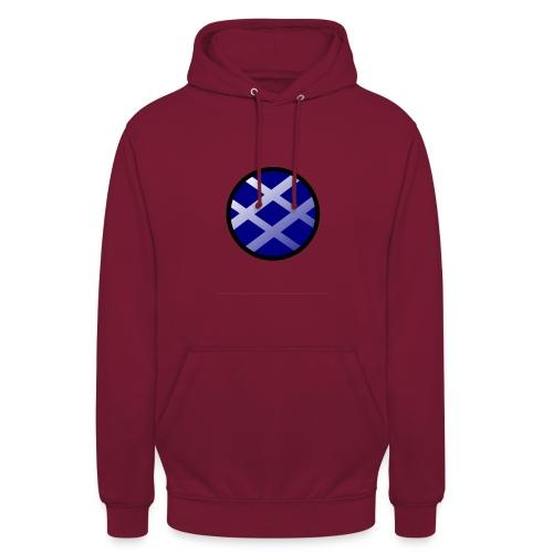 Logo církel - Unisex Hoodie