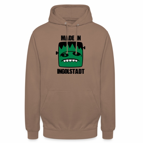 Fonster made in Ingolstadt - Unisex Hoodie