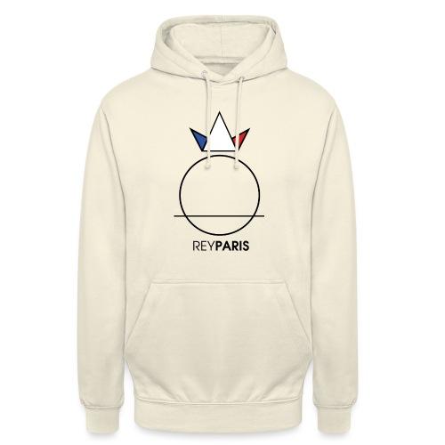 REYPARIS COLOR - LIMITED EDITION - Sweat-shirt à capuche unisexe