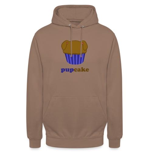 pupcake blauw - Hoodie unisex