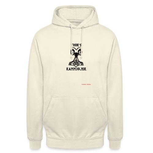 THOR's-RAMMjolnir - Sweat-shirt à capuche unisexe