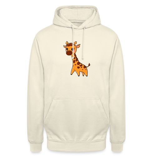 Mini Giraffe - Unisex Hoodie