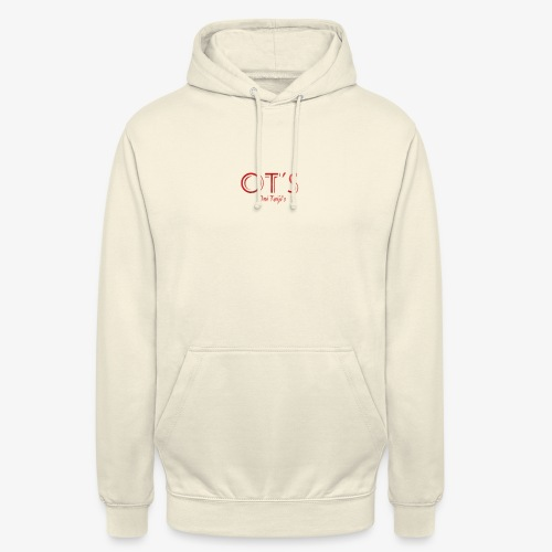OT's - Sweat-shirt à capuche unisexe