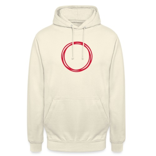 Circles and circles - Unisex Hoodie