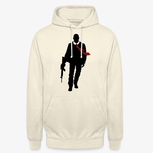 PREMIUM SO GEEEK HERO - MINIMALIST DESIGN - Sweat-shirt à capuche unisexe