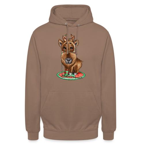 "Reindeer refined scribblesirii - Huppari ""unisex"""