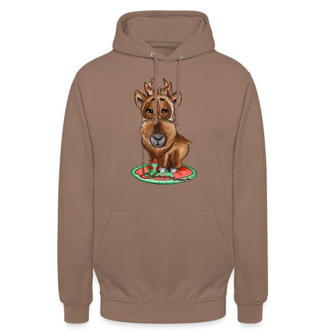 Reindeer refined scribblesirii