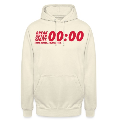 BREAK AFTER SERIES - Unisex Hoodie
