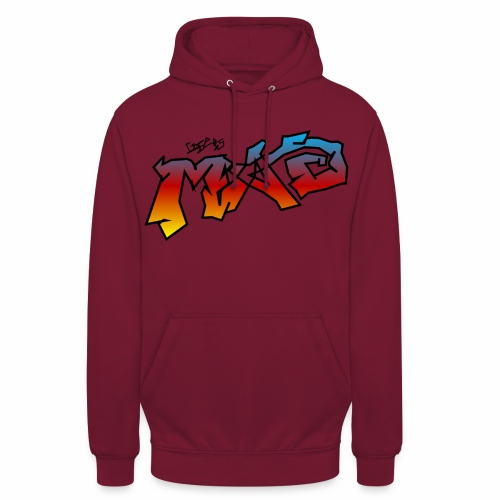 Life Is MAD CGI Makeover TM collaboration - Unisex Hoodie