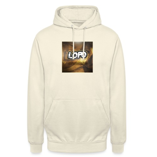 LoPo - Sweat-shirt à capuche unisexe
