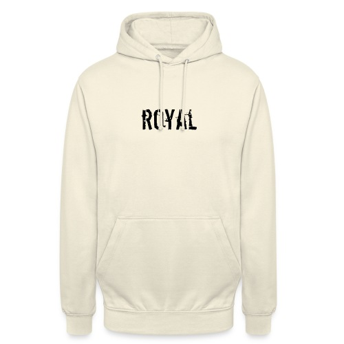 RoyalClothes - Hoodie unisex