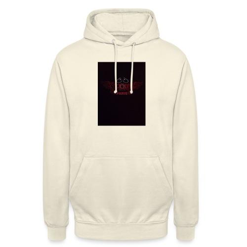 KDM - Sweat-shirt à capuche unisexe