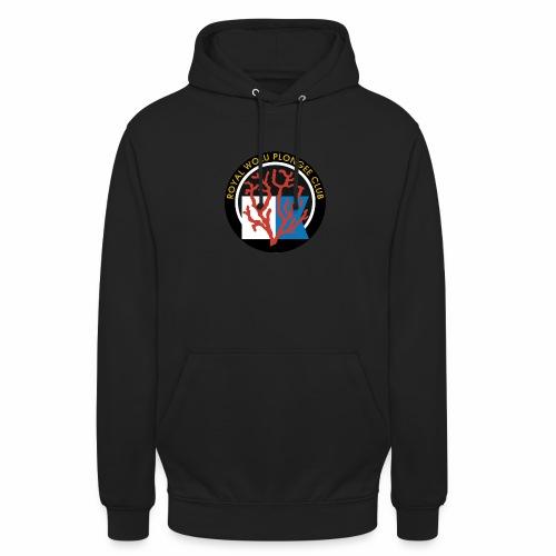 Royal Wolu Plongée Club - Sweat-shirt à capuche unisexe