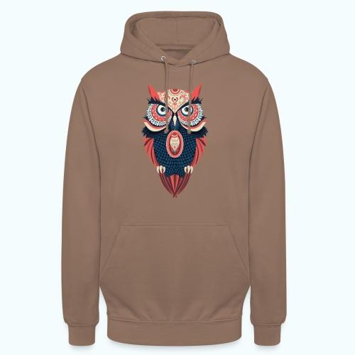 Hippie owl - Unisex Hoodie