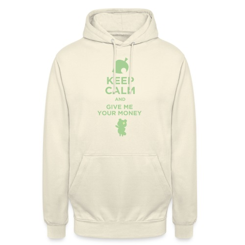 Animal Crossing - Sudadera con capucha unisex
