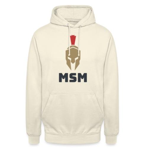 MSM Warrior - Hættetrøje unisex