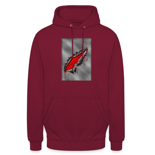Metal Crack Hyperspace Potato - Unisex Hoodie