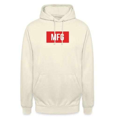 MFG on Youtube Logo - Unisex Hoodie