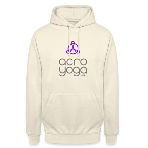 AcroYoga International Logo - Unisex Hoodie