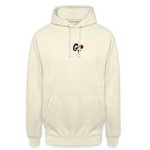 GVNG Rose - Sweat-shirt à capuche unisexe