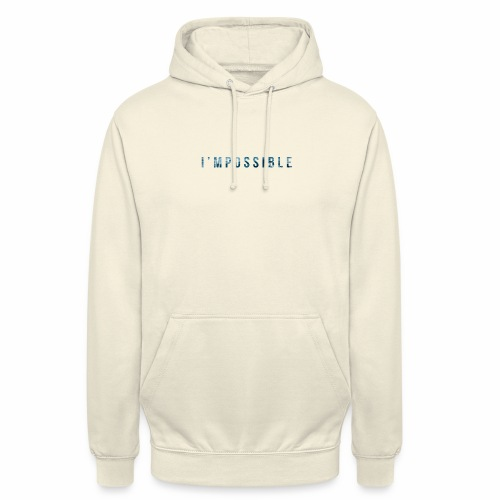 I'mpossible Waves - Unisex Hoodie