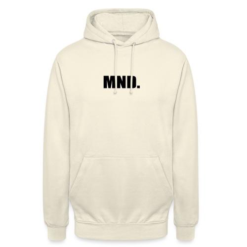 MND. - Hoodie unisex