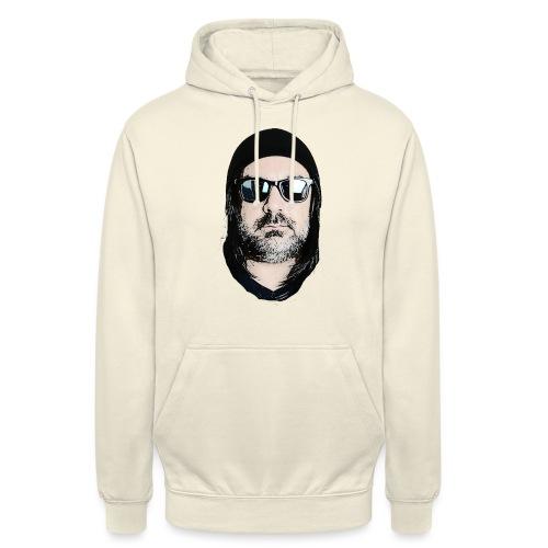 Bob Tshirt Face - Felpa con cappuccio unisex