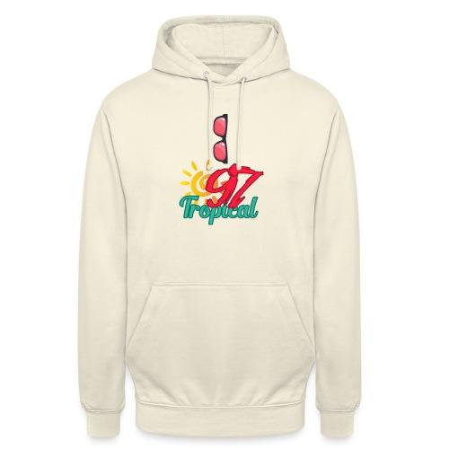 A01 4 - Sweat-shirt à capuche unisexe