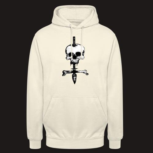 Skull Symbol - Unisex Hoodie