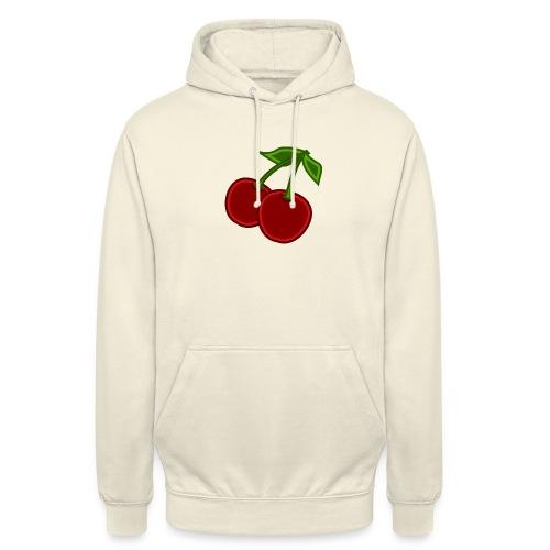 cherry - Bluza z kapturem typu unisex