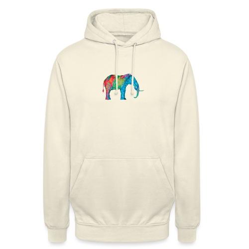 Elefant - Unisex Hoodie
