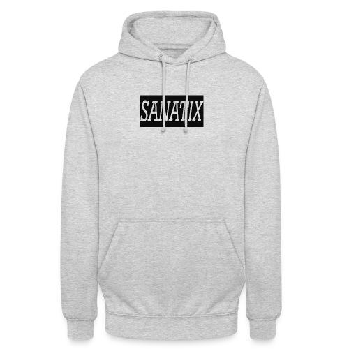Sanatix logo merch - Unisex Hoodie