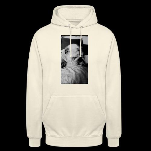bulldog - Sweat-shirt à capuche unisexe