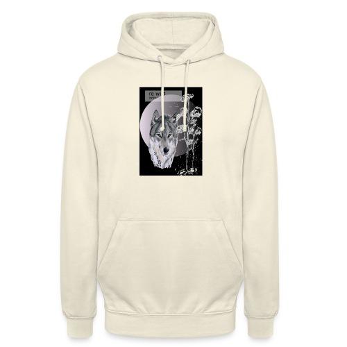 Re wild britain tee shirt - Unisex Hoodie