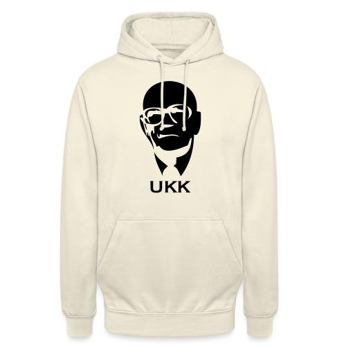 "Kekkonen UKK - Huppari ""unisex"""