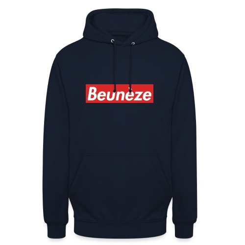 Beunèze - Sweat-shirt à capuche unisexe