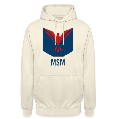 MSM ORIGINAL - Hættetrøje unisex