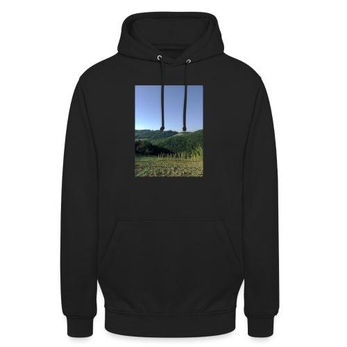 Panorama - Felpa con cappuccio unisex