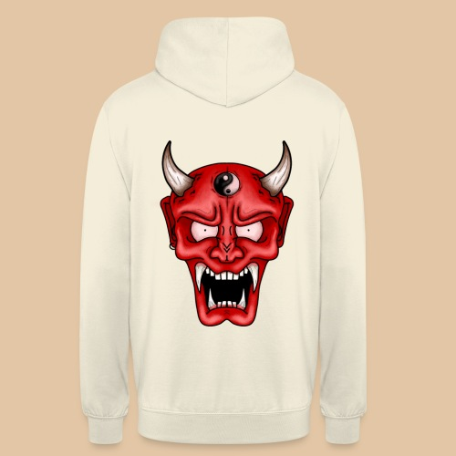Red Devil - Sweat-shirt à capuche unisexe