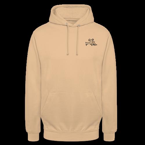Xoloitzcuintli   Patzo tragen und Gutes tun! - Unisex Hoodie
