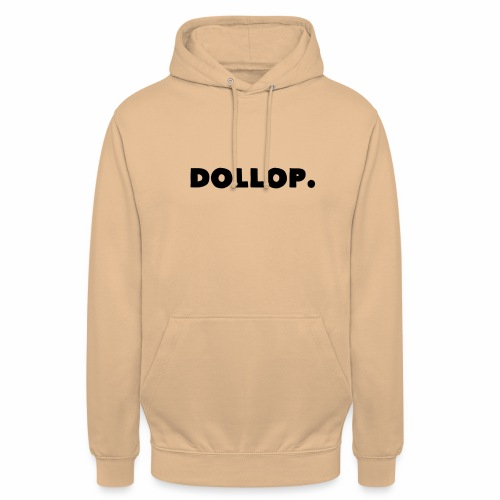 Dollop. - Sweat-shirt à capuche unisexe