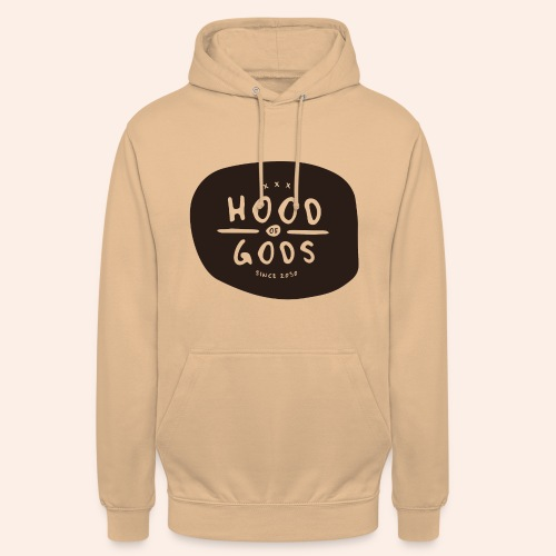 Hood Of Gods - Logo Pt.1 - Unisex Hoodie