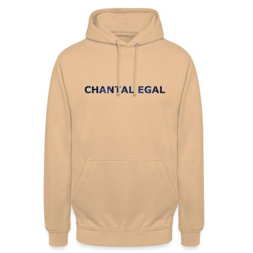 Chantal Egal Electronica Leipzig Ambient - Sweat-shirt à capuche unisexe