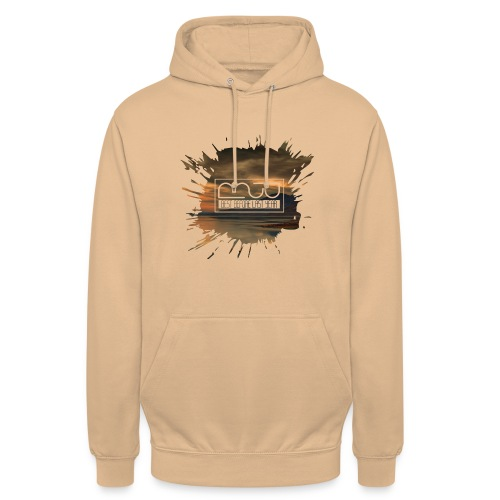 Men's shirt Splatter - Unisex Hoodie